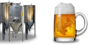 Gamme bière
