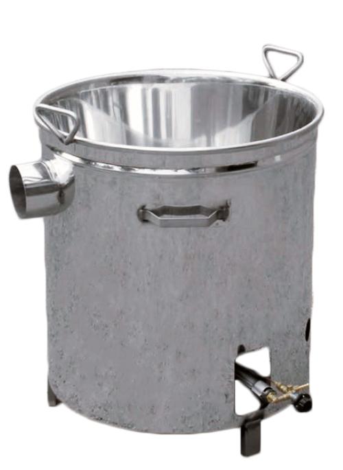 CUVE à CIRE GAZ - 80 à 800 litres